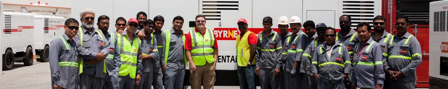Careers | Byrne Equipment Rental