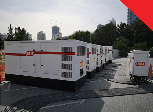 Power Generator Rental