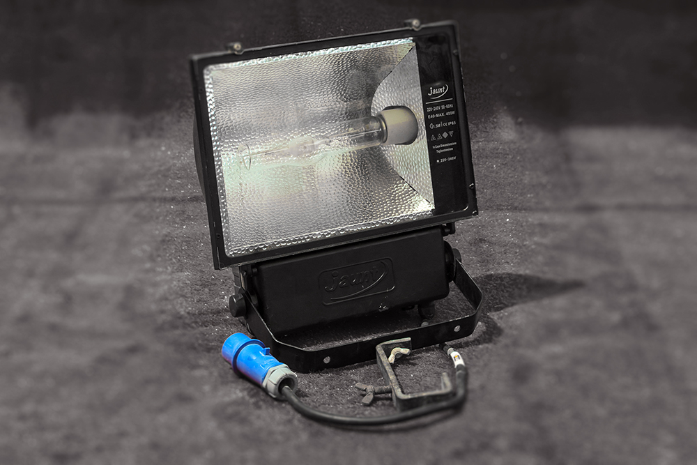 Halide lights for hire