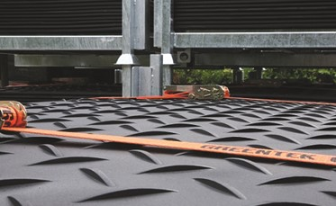 LiteTrack ground mats